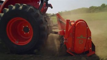 Kubota Bring on Spring Event TV Spot, 'The Only Choice' - Thumbnail 5