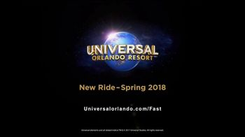 Fast & Furious Supercharged TV Spot, 'Telemundo: Behind-the-Scenes Look' - Thumbnail 6