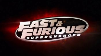 Fast & Furious Supercharged TV Spot, 'Telemundo: Behind-the-Scenes Look' - Thumbnail 3