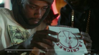 Amazon Fire TV TV Spot, 'Lemon Pepper Wet: Atlanta'