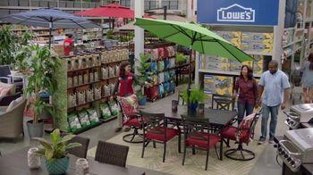 Lowe's TV Spot, 'The Moment: Backyard Party' - Thumbnail 4
