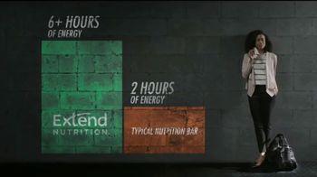 Extend Nutrition Bars TV Spot, 'Take Back Control' - Thumbnail 9