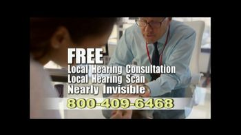 HighPoint Hearing TV Spot, 'Nearly Invisible' - Thumbnail 4