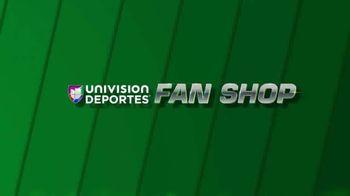 Univision Deportes Fan Shop TV Spot, 'Favoritos' [Spanish]