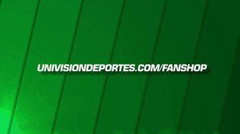 Univision Deportes Fan Shop TV Spot, 'Favoritos' [Spanish] - Thumbnail 4