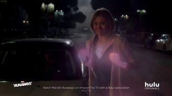 Amazon Fire TV TV Spot, 'Superpowers: Marvel's Runaways' - Thumbnail 1