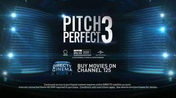DIRECTV Cinema TV Spot, 'Pitch Perfect 3' - Thumbnail 9