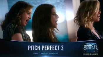 DIRECTV Cinema TV Spot, 'Pitch Perfect 3' - Thumbnail 2