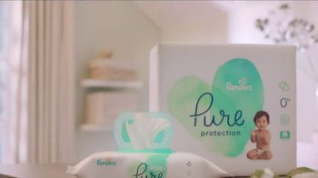 Pampers Pure TV Spot, 'A New Dawn for Babies Everywhere' - 557 commercial airings