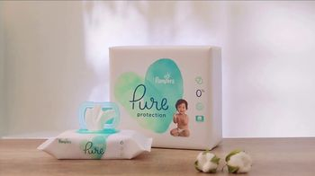 Pampers Pure TV Spot, 'A New Dawn for Babies Everywhere' - Thumbnail 9