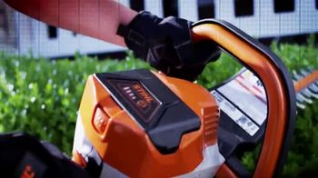 STIHL BGA 56 Blower TV Spot, 'Lightning Battery System' - Thumbnail 4