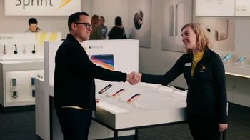 Sprint TV Spot, 'Meet the Sprintern: iPhone X for $20'