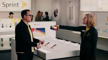 Sprint TV Spot, 'Meet the Sprintern: iPhone X for $20' - Thumbnail 4