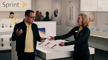 Sprint TV Spot, 'Meet the Sprintern: iPhone X for $20' - Thumbnail 7