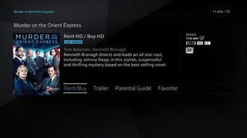 XFINITY On Demand TV Spot, 'Murder on the Orient Express' - Thumbnail 7