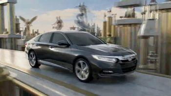 2018 Honda Accord TV Spot, 'Strong and Smart' [T1] - Thumbnail 6