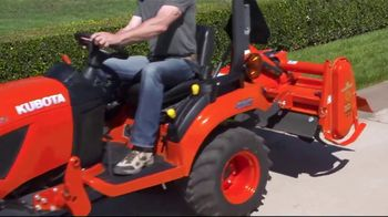 Kubota Bring on Spring Event TV Spot, 'BX1880 Tractors' - Thumbnail 3