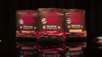 Slim Jim Premium Smoked Sticks TV Spot, 'The Finer Things'