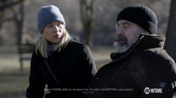 Amazon Fire TV TV Spot, 'Too Many Questions: Homeland' - Thumbnail 1