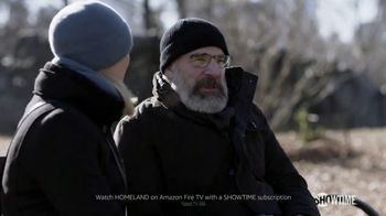 Amazon Fire TV TV Spot, 'Too Many Questions: Homeland' - Thumbnail 2