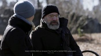Amazon Fire TV TV Spot, 'Too Many Questions: Homeland' - Thumbnail 4