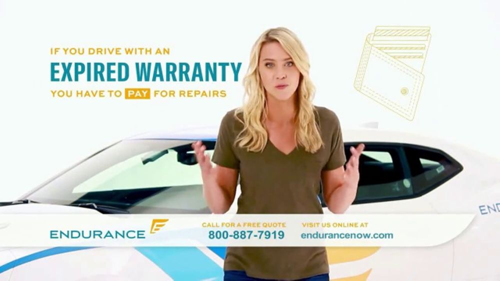 Endurance Car Insurance >> Endurance Direct Tv Commercial Warranty Coverage Featuring Katie Osborne Video
