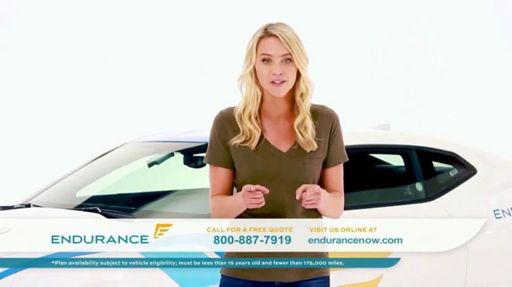 Direct General Auto Insurance >> Endurance Direct TV Commercial, 'Warranty Coverage ...
