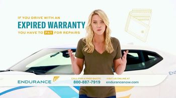 Endurance Direct TV Spot, 'Warranty Coverage' Featuring Katie Osborne