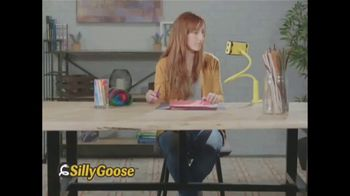 Silly Goose TV Spot, 'Locks Down Your Tech'