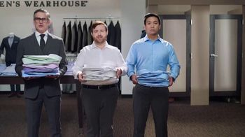 Men's Wearhouse Stock Up Event TV Spot, 'Mix It Up' - 559 commercial airings