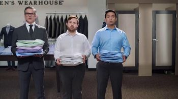 Men's Wearhouse Stock Up Event TV Spot, 'Mix It Up' - Thumbnail 1