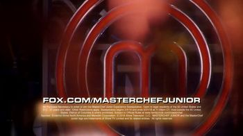 FOX Masterchef Junior Sweepstakes TV Spot, 'Personalized Tour'