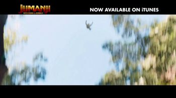 Jumanji: Welcome to the Jungle Home Entertainment TV Spot - Thumbnail 1