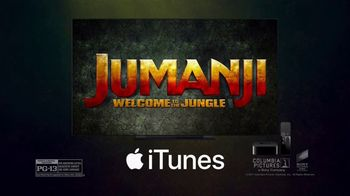 Jumanji: Welcome to the Jungle Home Entertainment TV Spot - Thumbnail 10