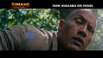 Jumanji: Welcome to the Jungle Home Entertainment TV Spot - Thumbnail 2