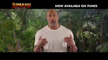 Jumanji: Welcome to the Jungle Home Entertainment TV Spot - Thumbnail 4