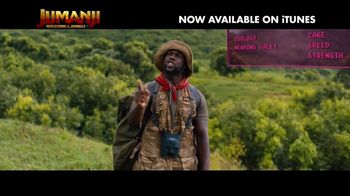 Jumanji: Welcome to the Jungle Home Entertainment TV Spot - Thumbnail 5