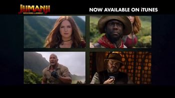 Jumanji: Welcome to the Jungle Home Entertainment TV Spot - Thumbnail 6
