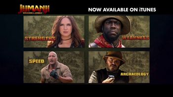 Jumanji: Welcome to the Jungle Home Entertainment TV Spot - Thumbnail 7