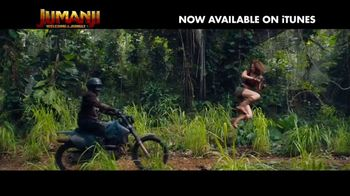 Jumanji: Welcome to the Jungle Home Entertainment TV Spot - Thumbnail 8