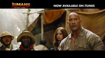 Jumanji: Welcome to the Jungle Home Entertainment TV Spot