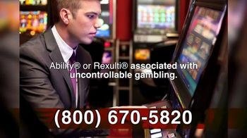 Avram Blair & Associates TV Spot, 'Gambling Addiction'
