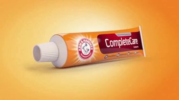 Arm & Hammer Complete Care Toothpaste TV Spot, 'Traits' - Thumbnail 4