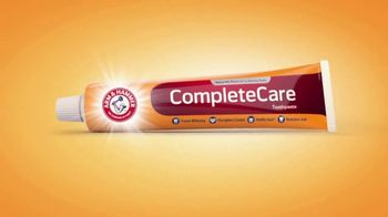 Arm & Hammer Complete Care Toothpaste TV Spot, 'Traits' - Thumbnail 5