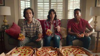 Pizza Hut $5.99 Medium Pairs Deal TV Spot, 'Pie Tops' - Thumbnail 8