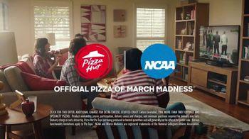 Pizza Hut $5.99 Medium Pairs Deal TV Spot, 'Pie Tops' - Thumbnail 9