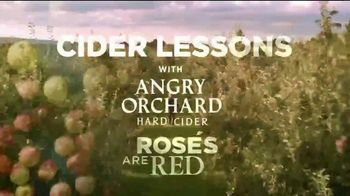 Angry Orchard Rosé TV Spot, 'Cider Lessons Ep. 4: Roses Are Red' - Thumbnail 2