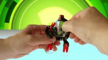 Ben 10 Omni-Launch Battle Figures TV Spot, 'Transform in Midair' - Thumbnail 3