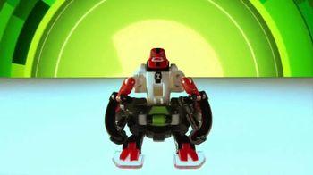 Ben 10 Omni-Launch Battle Figures TV Spot, 'Transform in Midair' - Thumbnail 5
