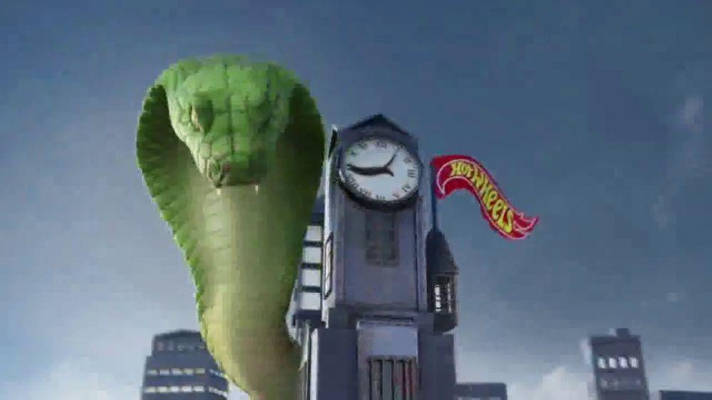 Hot Wheels City Cobra Crush Tv Commercial Challenge